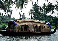 Backwater, Kerala